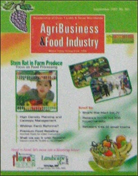 Agri Business And Food Industry Magazines