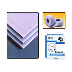 Gypsum Board And Jointing Compound