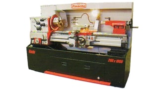 High Precision Tool Room All Geared Lathes