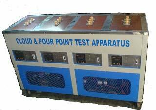 Pour Point Apparatus