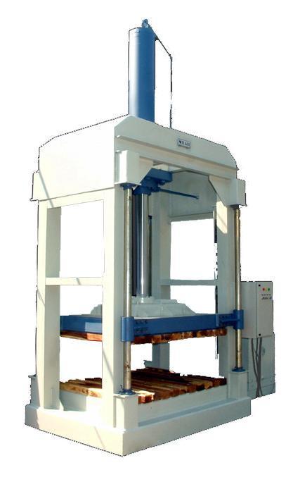 100 Tonnes Hydraulic Bailing Press