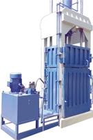 125 Tonnes Bailing Press
