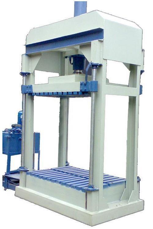 35 Tonnes Bailing Press