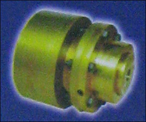 Break Drum With Flexible Gear Coupling