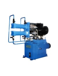 Hydraulic Continuous Screen Changer