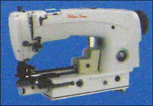Lock Stitch Sewing Machines For Hemming On Trouser Bottoms And Sleeves