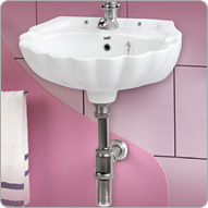 Sleek Slim Wash Basins