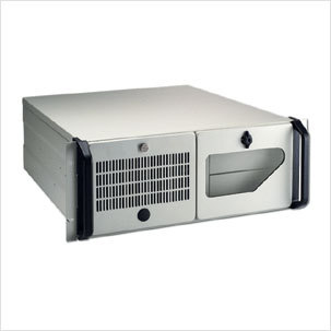 4u 14-Slot Rackmount Chassis With Multiple Drives