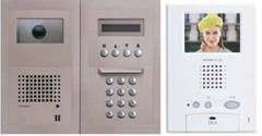 GH Series - Multi-Tenant Color Video Entry Security System