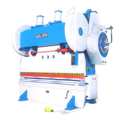 Mechanical, Pneumatic & Hydraulic Press Brake