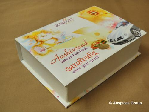 Aashirvaad - Vehicle Puja Pack