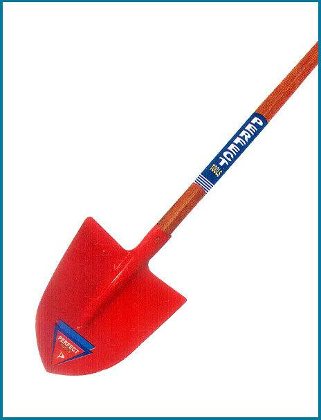 Italian Type Shovel