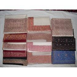 Hand Needle Embroidery Stoles