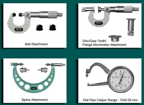 Micrometer & Attachments