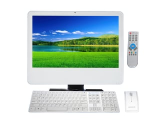 19Inch LCD All In One PC TV -With Wifi