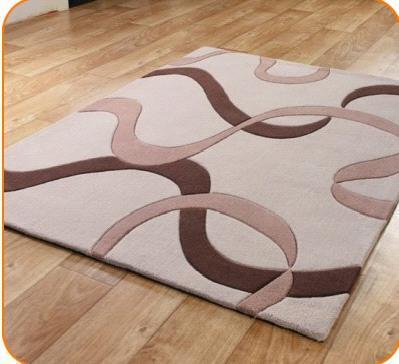 Hand Tufted Carpet In Mirzapur Uttar Pradesh Vikram Carpets