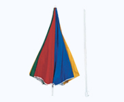 Multicolored Wind Proof Umbrellas