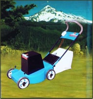 Rotary Type Lawn Mowers