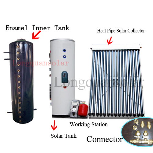 Anti-Corrosion & Split Solar Water Heater
