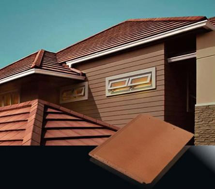 Flat Concrete Roof Tile
