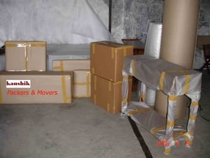 Packers & Movers Services in Vadodara