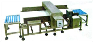 Micro Scan Metal Detector For Cartons And Bags