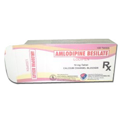 Amlodipine 10 Tablet