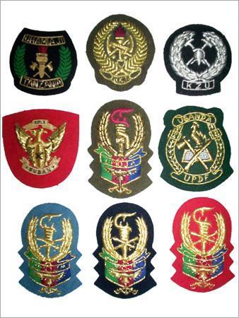 Military Cap Badges