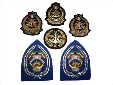 Military Uniform Badges