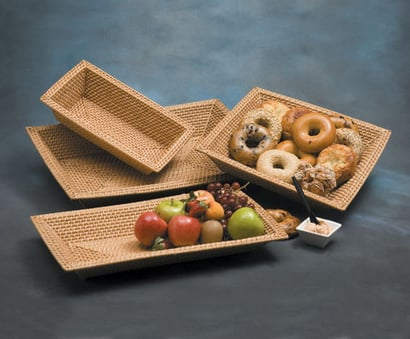 Seagrass And Rattan Basketry
