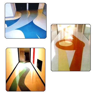 Commercial Epoxy Terrazzo Floorings In Mumbai Maharashtra