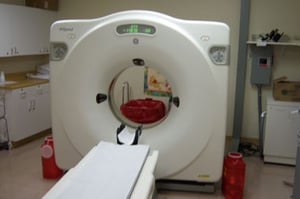 GE Highspeed CT Scanners