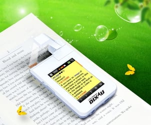 1-Click Dixau Dx3w Electronic Dictionary