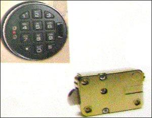 Electronic Combination Lock