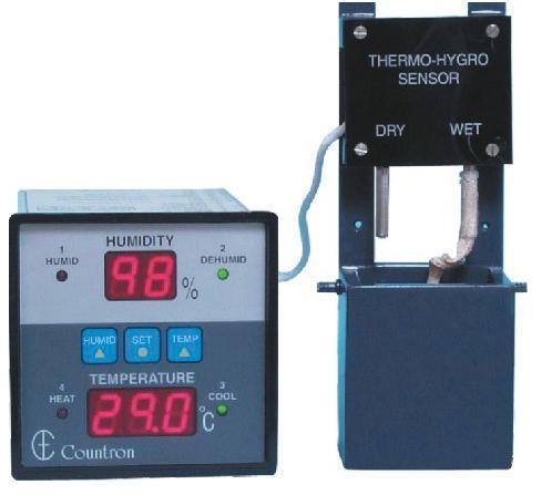 Digital Humidity /Temperature Controller