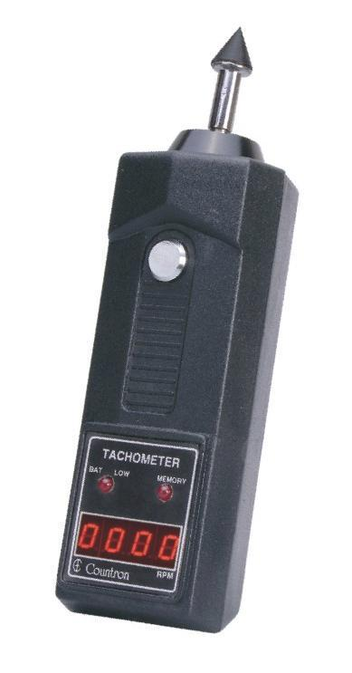 Portable Digital Tachometer
