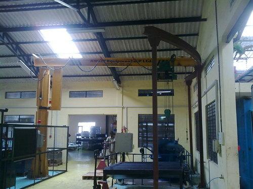 Industrial Usage Jib Crane