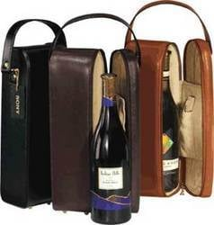 Leather Bottle Cases