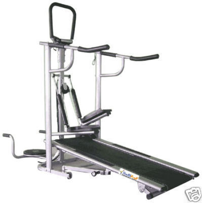 Gym Four In One Treadmill