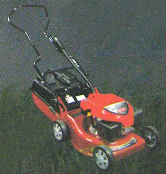 Quick Start Deluxe Lawnmower