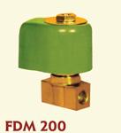 FDM 200/2 Way Direct Operated Midget Type Solenoid Valves