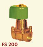 FS 200 / 2 Way Servo Operated Solenoid Valves