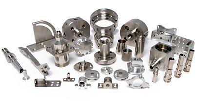 Machined Inconel Components