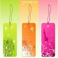 Colored PVC Labels