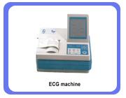 ECG's , EEG's , EMG's Machines