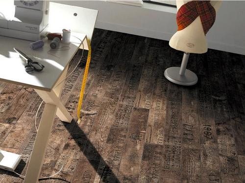 Parador Zebrano Light Wideplank Fine Grain Laminate