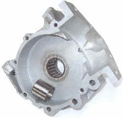 Casing And Crankcase