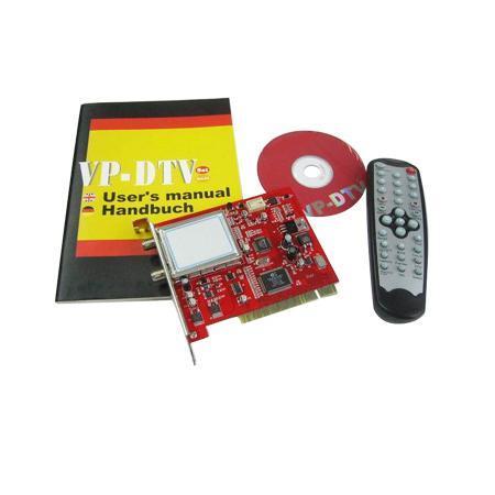 DVB-S PCI TV Video Capture TV Tuner