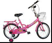 Children Foldable Bicycle