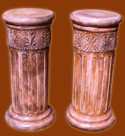 Decorative Roman Pillar